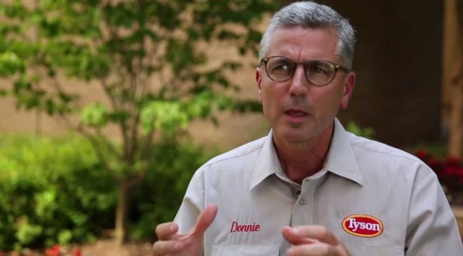 Inside the Mind of the Tyson Foods CEO